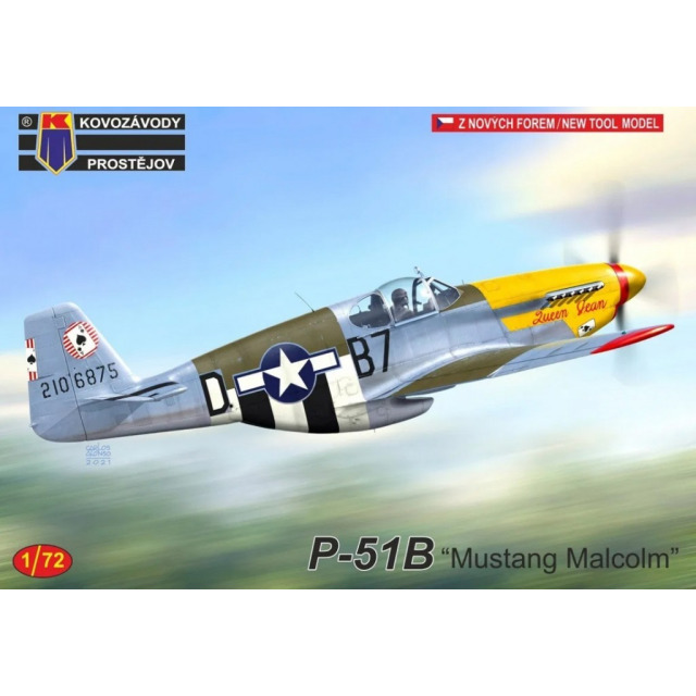 Obrázek produktu P-51B Malcolm 1:72