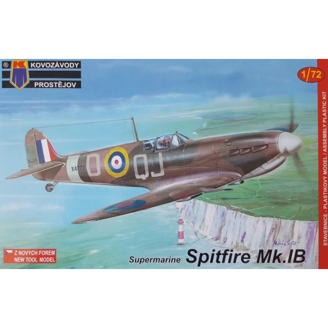 Obrázek produktu Spitfire Mk.I 1:72