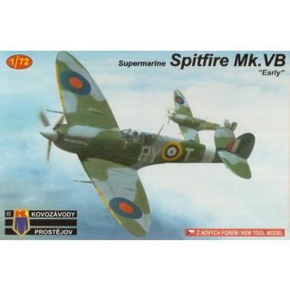 Obrázek 1 produktu Spitfire Mk.Vb 1:72