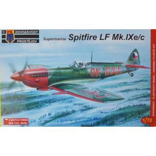 Obrázek 1 produktu Spitfire Mk.IX 1:72