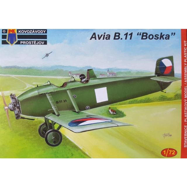 Obrázek produktu Avia BH-11 Military 1:72