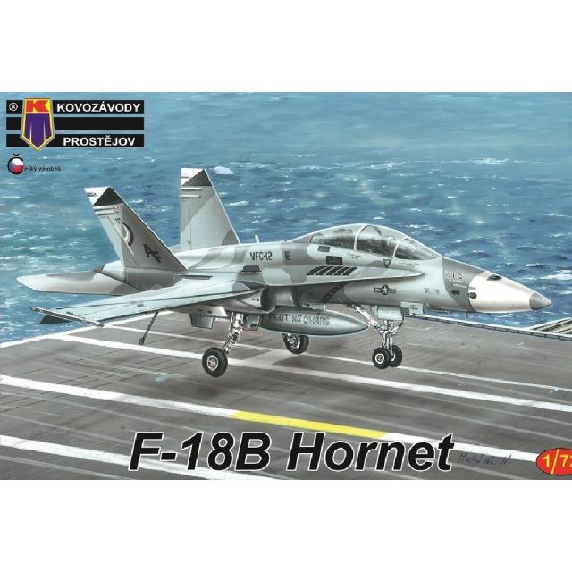 Obrázek produktu F-18B Hornet 1:72