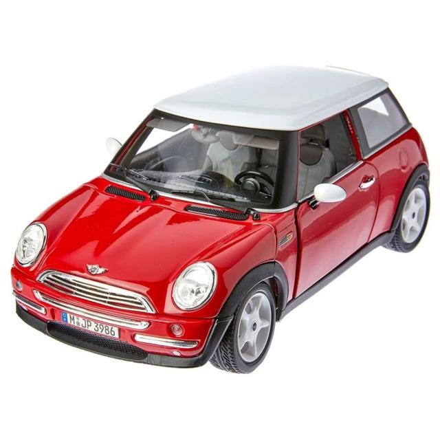 Obrázek produktu Burago Mini Cooper (2001) Red 1:18