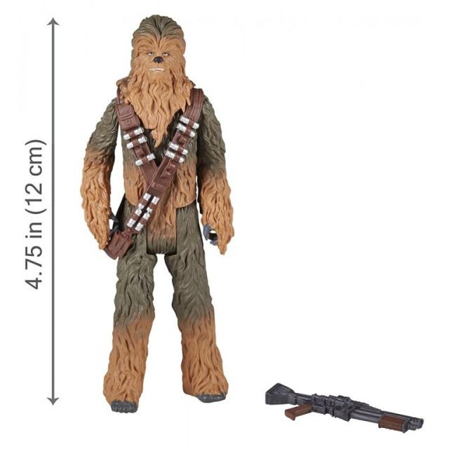 Obrázek produktu Star Wars S2 Force Link 9,5cm figurka s doplňky Chewbacca