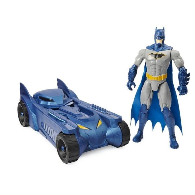 Obrázek produktu Spin Master Batman Batmobil s figurkou 15cm