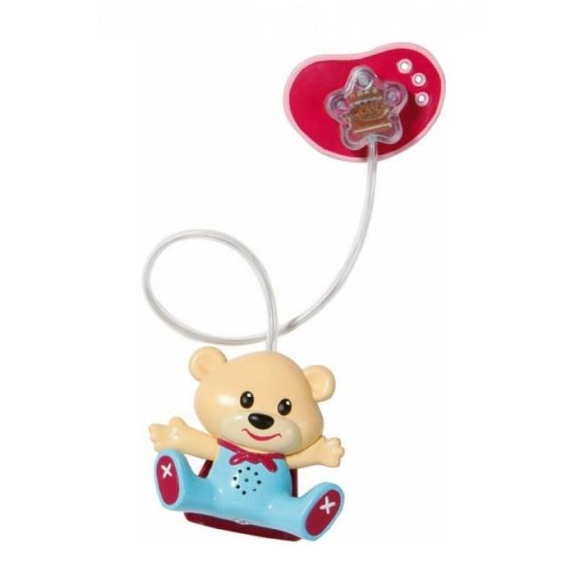 Obrázek produktu BABY born Interaktivní dudlík medvídek