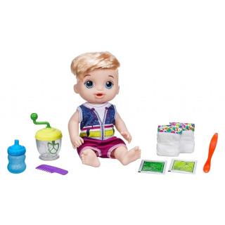 Obrázek 1 produktu Baby Alive Blonďatý chlapec s mixérem