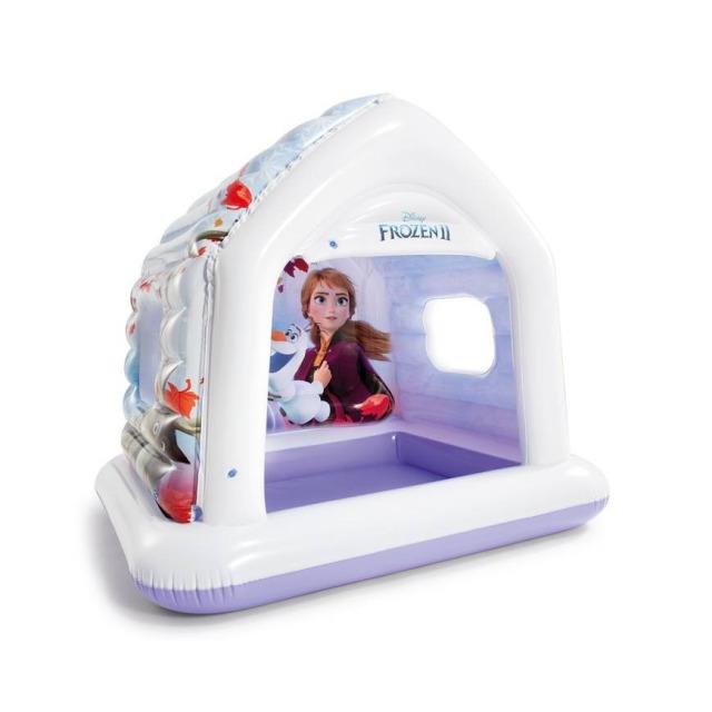 Obrázek produktu Intex 48632 Hrací domek Frozen II 137x109x122cm