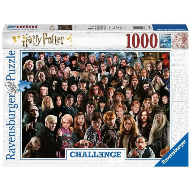 Obrázek produktu Ravensburger 14988 Puzzle Harry Potter Challenge 1000 dílků