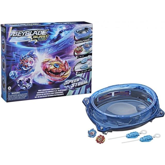 Obrázek produktu BeyBlade Burst SpeedStorm K.O. Aréna se 2 kotouči, Hasbro F0525
