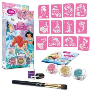 Obrázek 1 produktu Tytoo tetování Disney Princess