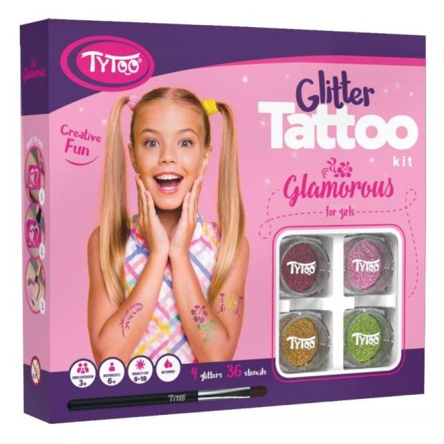 Obrázek produktu Tytoo tetování Glamorous