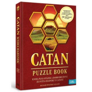 Obrázek 1 produktu Albi CATAN Kniha hádanek
