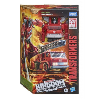 Obrázek 1 produktu Transformers Generations WFC Kingdom INFERNO, Hasbro F0694