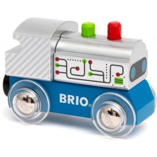 Obrázek 1 produktu Brio 33841 Skvělá sbírka lokomotiv - robot