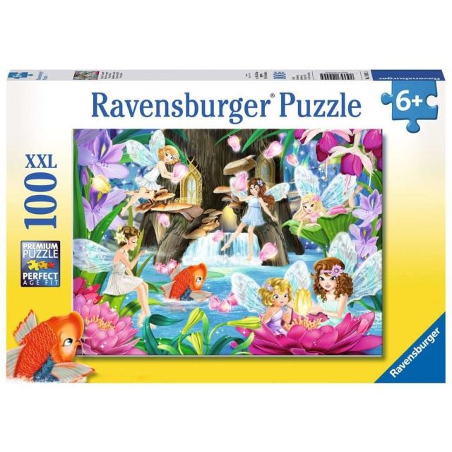 Obrázek produktu Ravensburger 10942 Puzzle Magická pohádková noc XXL 100 dílků