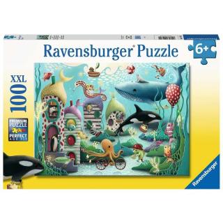 Obrázek 1 produktu Ravensburger 12972 Puzzle Podvodní zázraky XXL 100 dílků