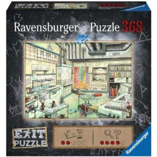 Obrázek 1 produktu Ravensburger 16783 Exit Puzzle: Laboratoř 368 dílků