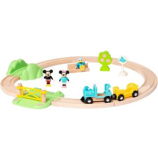 Obrázek 1 produktu BRIO 32277 Vlakový set Myšáka Mickeyho