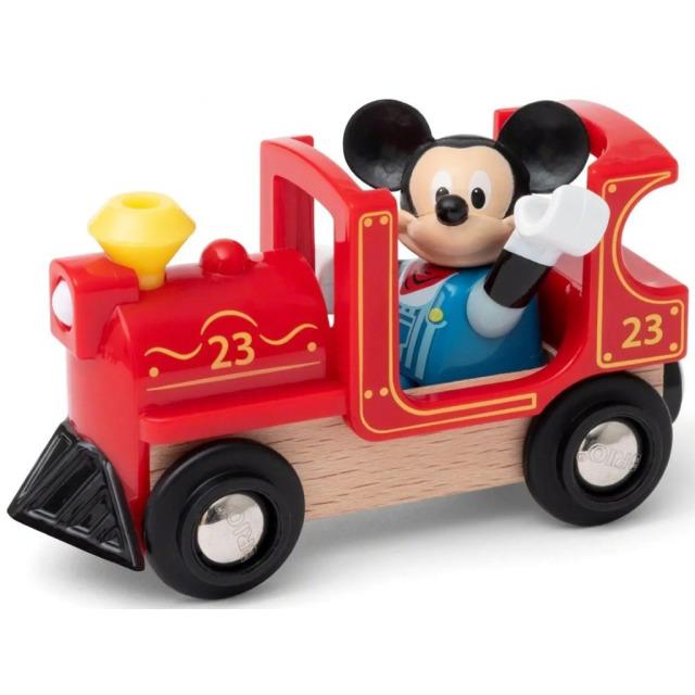Obrázek produktu BRIO 32282 Lokomotiva Myšáka Mickeyho