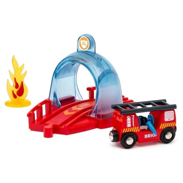 Obrázek produktu BRIO 33976 SMART TECH SOUND Požární služba