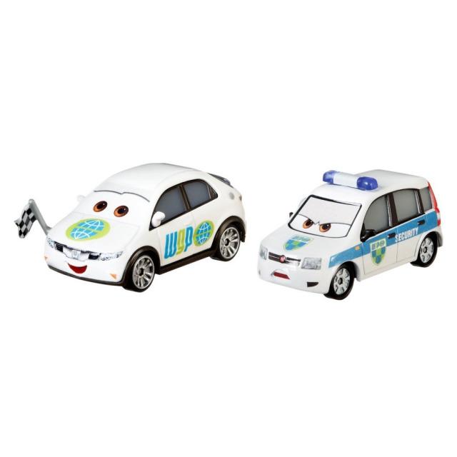 Obrázek produktu Cars 3 Autíčka Erik Laneley & Alex Carvill, Mattel GXG73