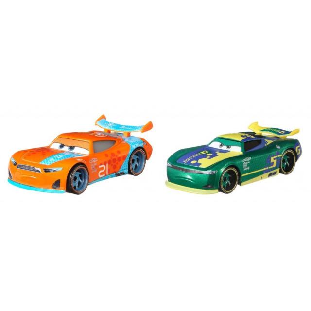 Obrázek produktu Cars 3 Autíčka Ryan Laney & Eric Braker, Mattel GRR21