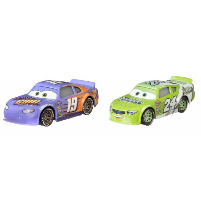 Obrázek produktu Cars 3 Autíčka Bobby Swift & Brick Yardley, Mattel GRR20