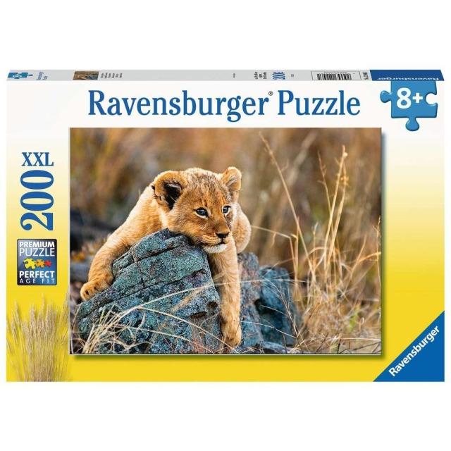 Obrázek produktu Ravensburger 12946 Puzzle Malý lev XXL 200 dílků