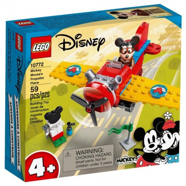 Obrázek produktu LEGO Mickey 10772 Myšák Mickey a vrtulové letadlo