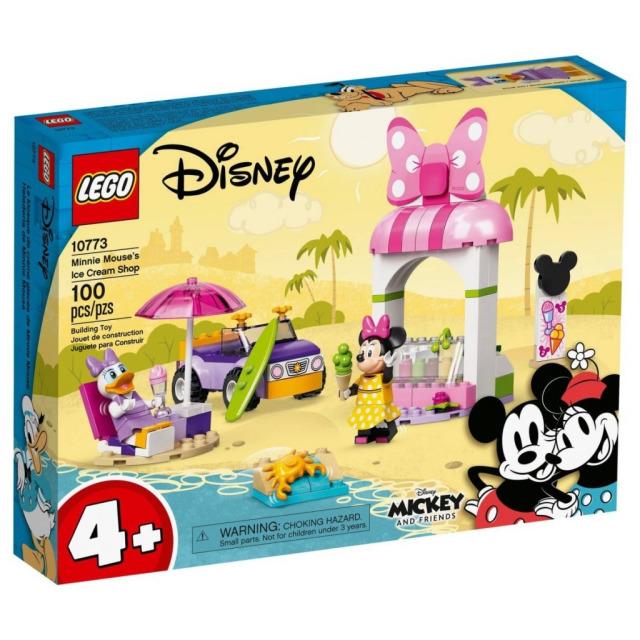 Obrázek produktu LEGO Mickey 10773 Myška Minnie a zmrzlinárna