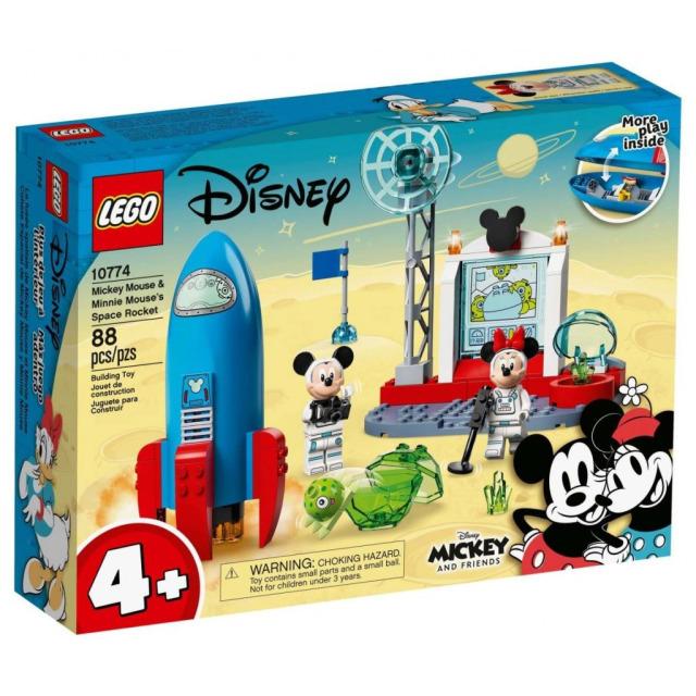 Obrázek produktu LEGO Mickey 10774 Myšák Mickey a Myška Minnie jako kosmonauti