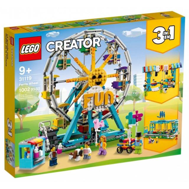 Obrázek produktu LEGO CREATOR 31119 Ruské kolo
