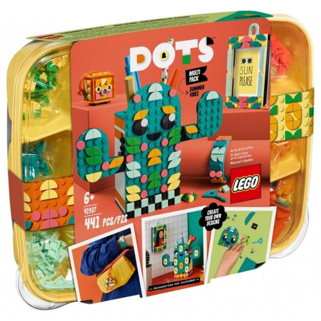 Obrázek produktu LEGO DOTS™ 41937 Multipack – Letní pohoda