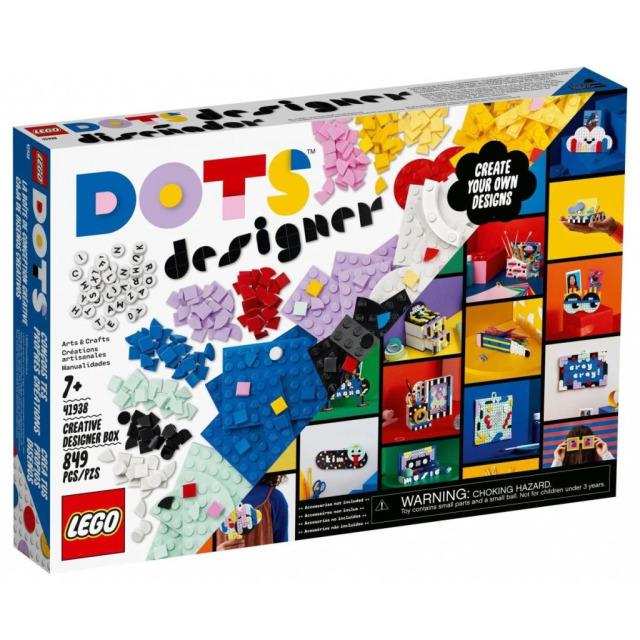 Obrázek produktu LEGO DOTS™ 41938 Kreativní designerský box