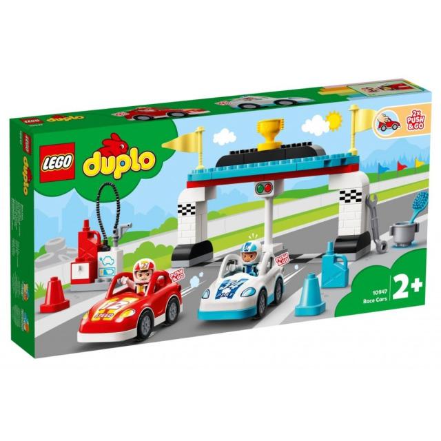 Obrázek produktu LEGO DUPLO 10947 Závodní auta