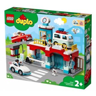 Obrázek 1 produktu LEGO DUPLO 10948 Garáž a myčka aut
