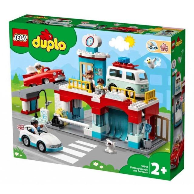 Obrázek produktu LEGO DUPLO 10948 Garáž a myčka aut