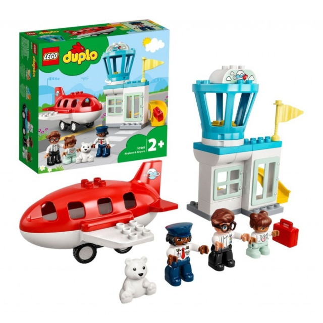 Obrázek produktu LEGO DUPLO 10961 Letadlo a letiště