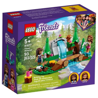 Obrázek 1 produktu LEGO Friends 41677 Vodopád v lese