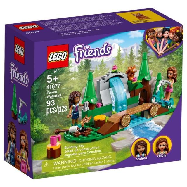 Obrázek produktu LEGO Friends 41677 Vodopád v lese