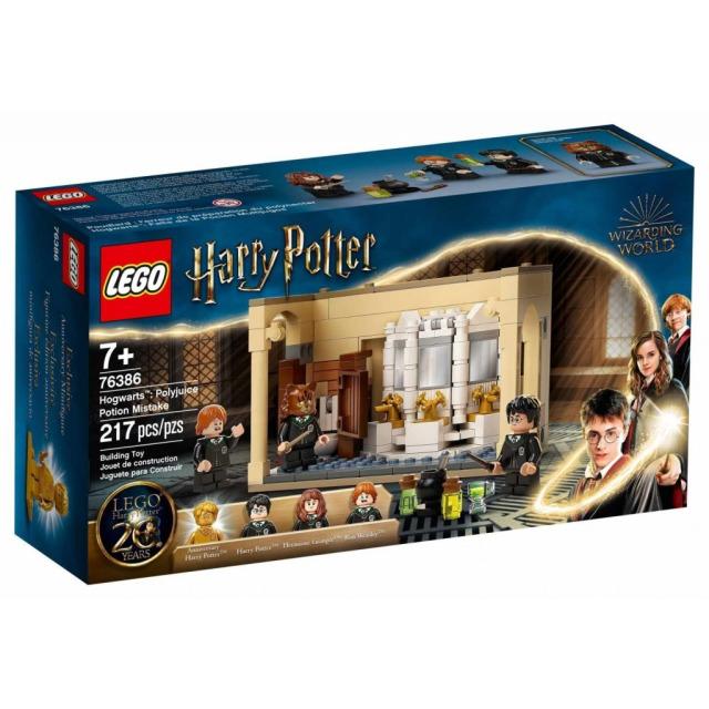 Obrázek produktu LEGO Harry Potter™ 76386 Bradavice: omyl s Mnoholičným lektvarem