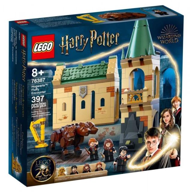 Obrázek produktu LEGO Harry Potter™ 76387 Bradavice: setkání s Chloupkem