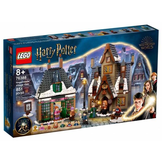 Obrázek produktu LEGO Harry Potter™ 76388 Výlet do Prasinek