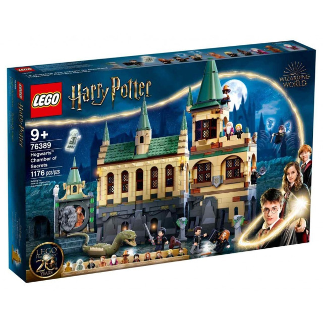 Obrázek produktu LEGO Harry Potter™ 76389 Bradavice: Tajemná komnata