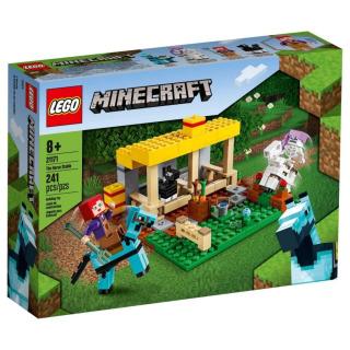 Obrázek 1 produktu LEGO Minecraft 21171 Koňská stáj