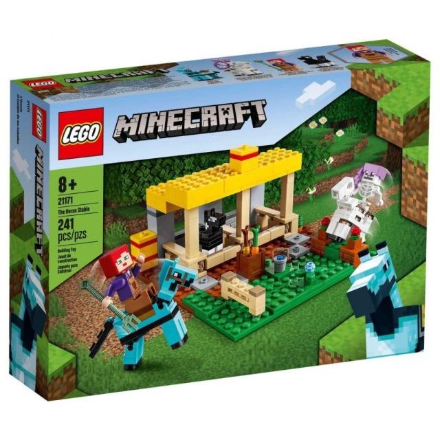 Obrázek produktu LEGO Minecraft 21171 Koňská stáj