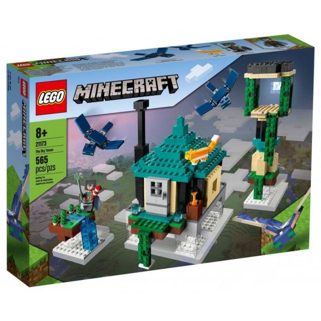 Obrázek produktu LEGO Minecraft 21173 Věž v oblacích
