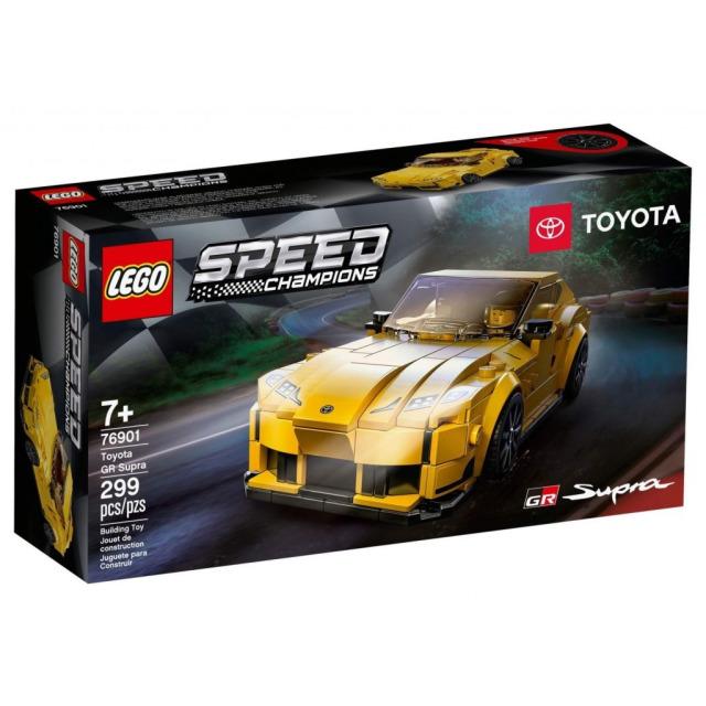 Obrázek produktu LEGO Speed Champions 76901 Toyota GR Supra