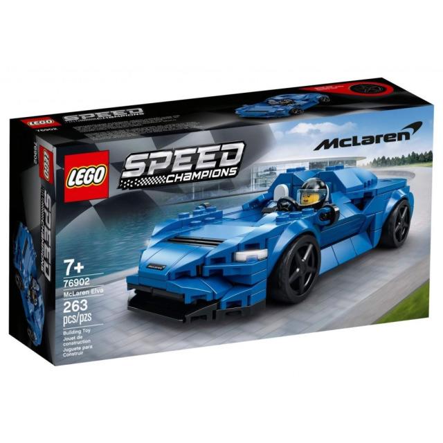 Obrázek produktu LEGO Speed Champions 76902 McLaren Elva
